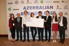 Final stage of Azerbaijan Business Case Competition 2019 (PHOTO) - Gallery Thumbnail