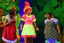 """Gənc Tamaşaçılar Teatrında """"Şən Elf və cadugər"""" tamaşasının premyerası olub (FOTO) - Gallery Thumbnail"""