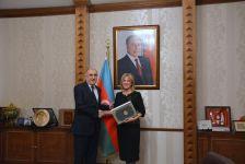 Azerbaijani FM receives newly appointed ambassador of Algeria to Azerbaijan (PHOTO) - Gallery Thumbnail