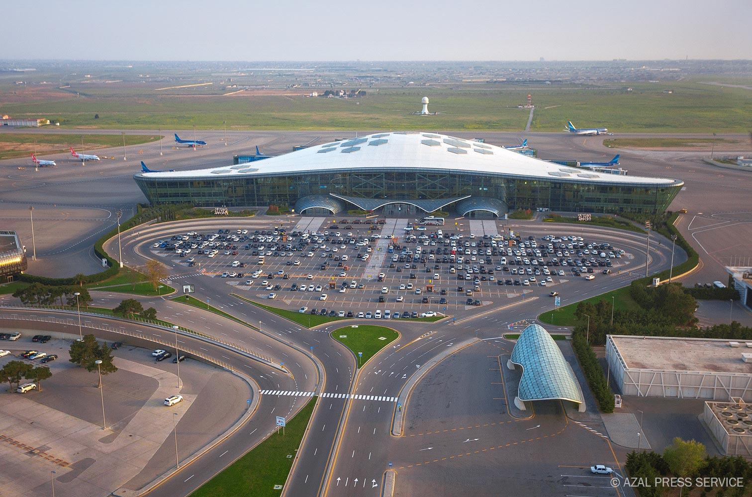 Heydar Aliyev İnternational Airport expands geography of flights and attracts new airlines