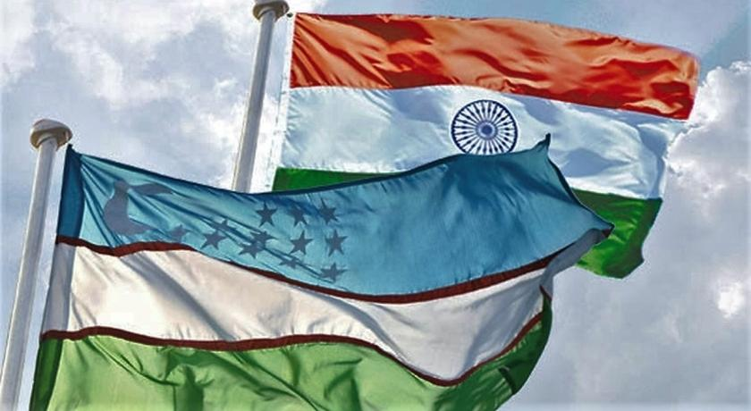 Uzbekistan, India to work on conditions for growth of mutual trade