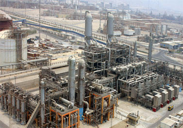 Production of Pars Petrochemical Company increases in Iran