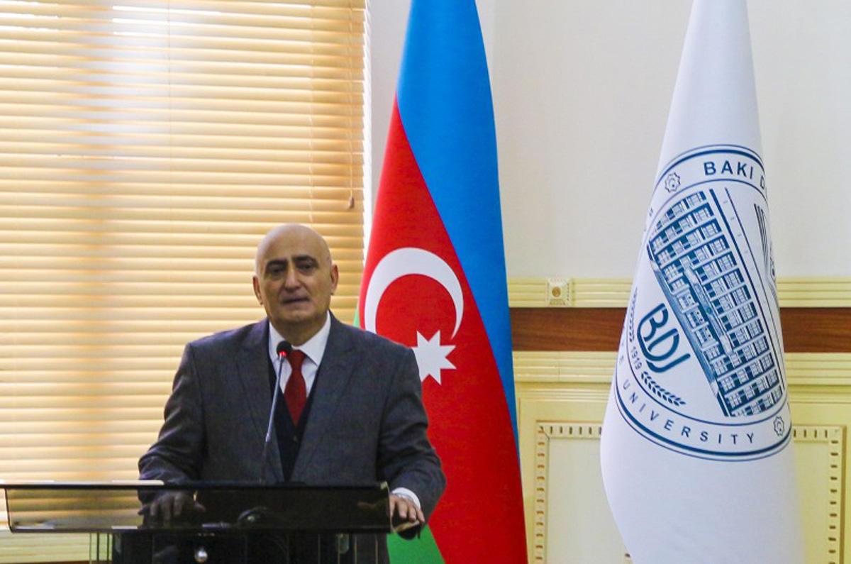 В БГУ пройдет цикл лекций о великом лидере Гейдаре Алиеве (ФОТО) - Gallery Image