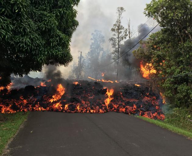 Vulkan püskürməsi nəticəsində qurbanların sayı 16-ya çatıb