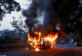 Dozens injured as activists clash with Delhi police in citizenship law protests