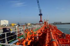 Azerbaijan's Lachin tanker to carry cargo across Caspian Sea and beyond (PHOTO) - Gallery Thumbnail