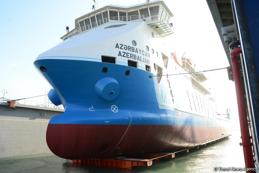 Azerbaijan's Lachin tanker to carry cargo across Caspian Sea and beyond (PHOTO)