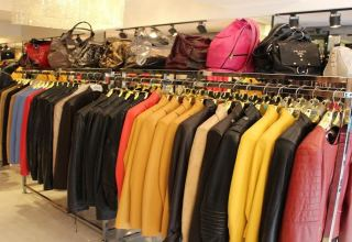 Azerbaijan decreases import of Turkish-made leather goods