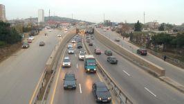 Начались работы по расширению дороги на территории Хырдаланского круга (ФОТО) - Gallery Thumbnail