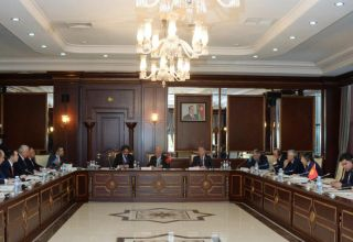 Meeting of TURKPA commission underway in Azerbaijani Parliament