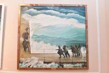 Бушующий и смолкающий Каспий, покорители моря - азербайджанские нефтяники (ФОТО) - Gallery Thumbnail