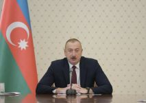 President Aliyev chairs meeting related to cotton growing in Azerbaijan (PHOTO) - Gallery Thumbnail