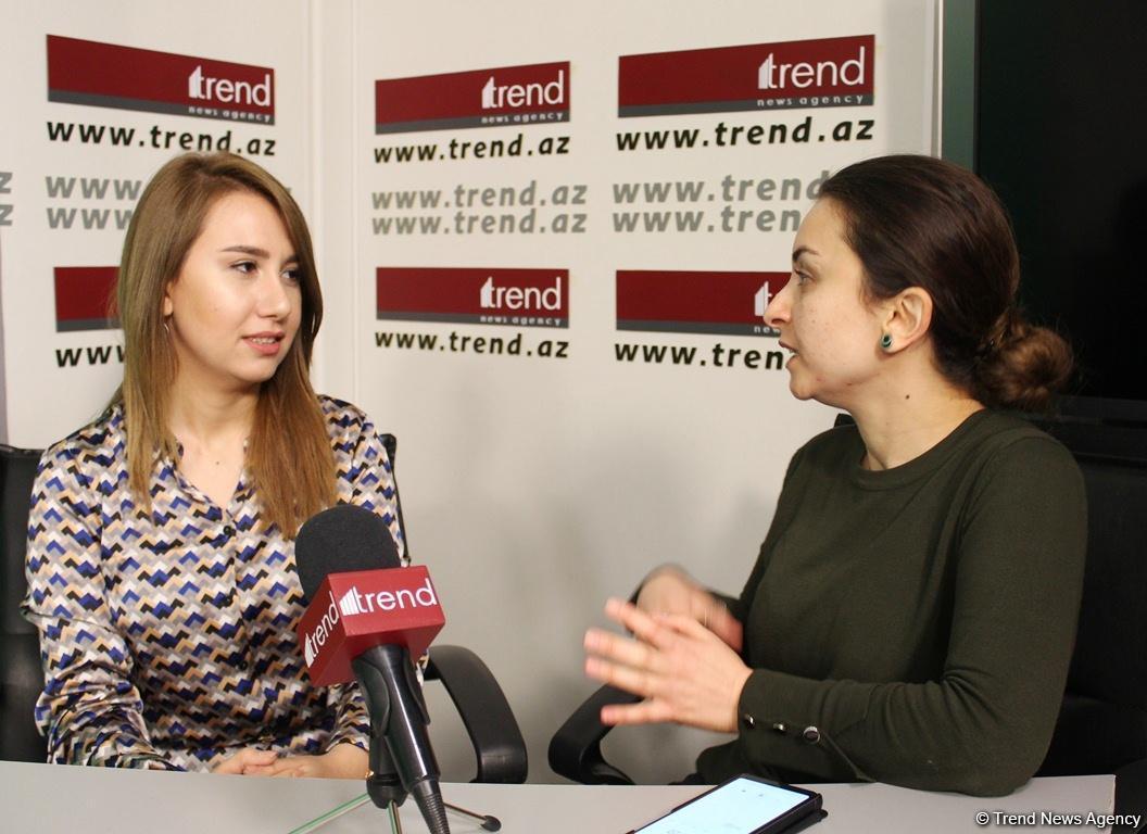 Азербайджанка из Германии о том, могут ли роботы захватить мир... - эксклюзивное интервью (ФОТО) - Gallery Image