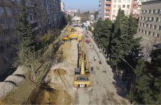 В Баку реализуется проект по улучшению водоснабжения (ФОТО) - Gallery Thumbnail
