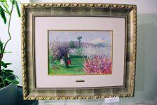Xalq Bank провел торжественную презентацию красочного сборника о выдающемся мастере Таги Тагиеве (ФОТО) - Gallery Thumbnail