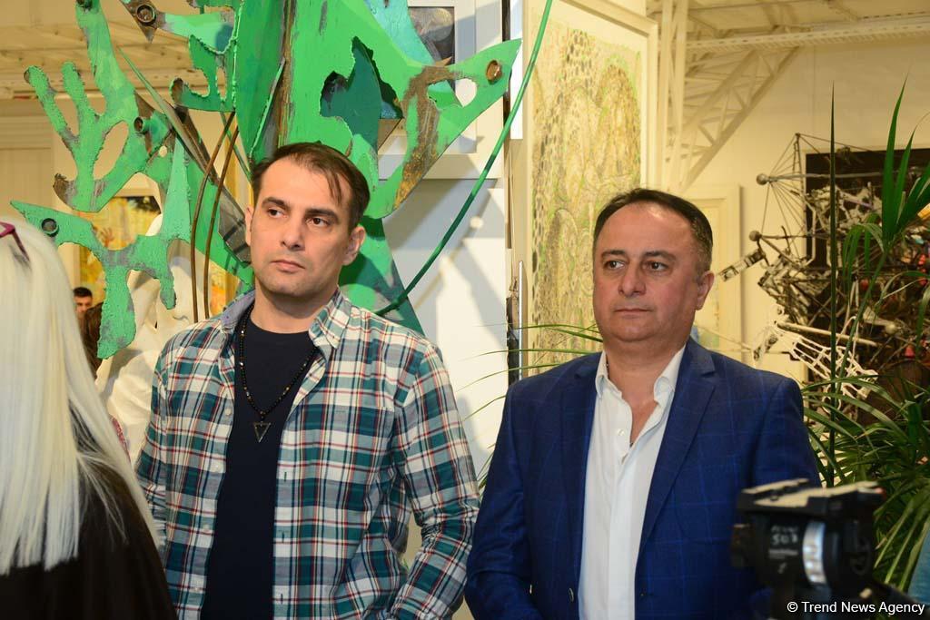 В Баку началась реализация очень важного проекта Музея современного искусства и Милены Набиевой (ФОТО) - Gallery Image