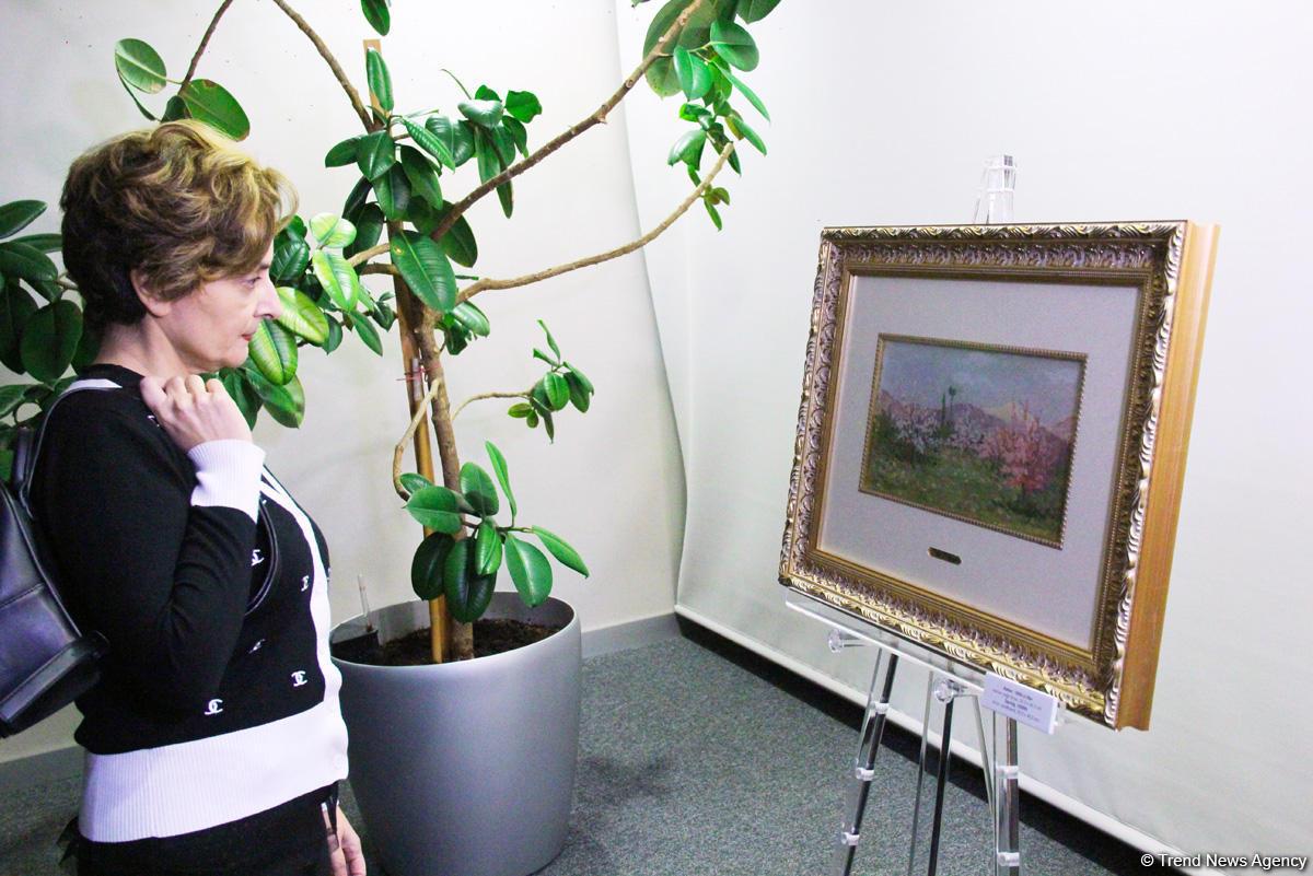 Xalq Bank провел торжественную презентацию красочного сборника о выдающемся мастере Таги Тагиеве (ФОТО) - Gallery Image