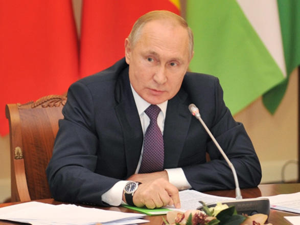 Vladimir Putin: Increase of excess income tax rates is justified step