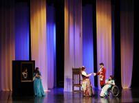 Вице-президент Фонда Гейдара Алиева Лейла Алиева приняла участие на премьере спектакля «Клятва» (ФОТО) (версия 2) - Gallery Thumbnail