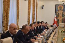 Эльмар Мамедъяров встретился с председателем парламента Грузии (ФОТО) - Gallery Thumbnail