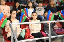В Азербайджане для школьников проведен мастер-класс по футболу (ФОТО) - Gallery Thumbnail