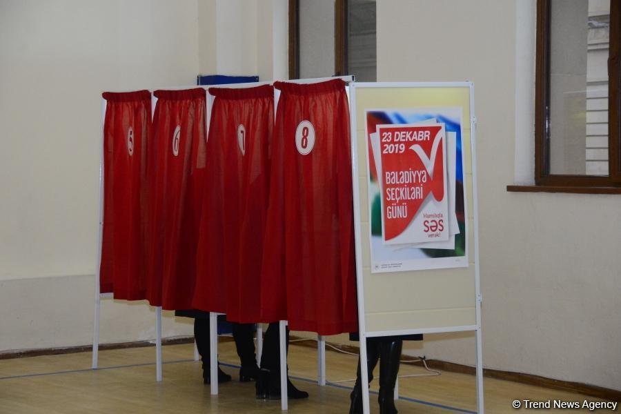 Муниципальные выборы в Азербайджане прошли без нарушений - Омбудсмен (ФОТО)