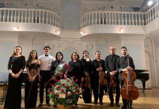 Камерная музыка азербайджанских композиторов в Москве (ФОТО)