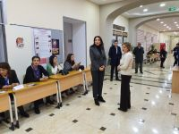 Ombudsman: Municipal elections in Azerbaijan held in accordance with Constitution, Electoral Code and int'l standards (PHOTO) - Gallery Thumbnail