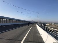 Состоялось открытие моста на реке Самур между Азербайджаном и Россией (ФОТО) - Gallery Thumbnail