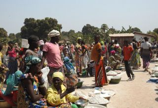 2.6 mln people in Central African Republic need humanitarian aid in 2020
