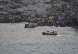 New Zealand police suspend search for last 2 missing victims of volcano eruption