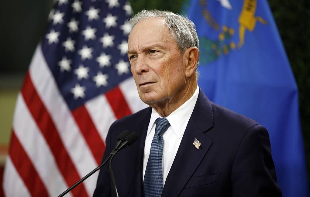 Bloomberg campaign spends over $220 million in January