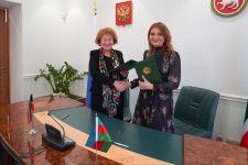 Музеи Азербайджана и Татарстана подписали договор о сотрудничестве (ФОТО) - Gallery Thumbnail