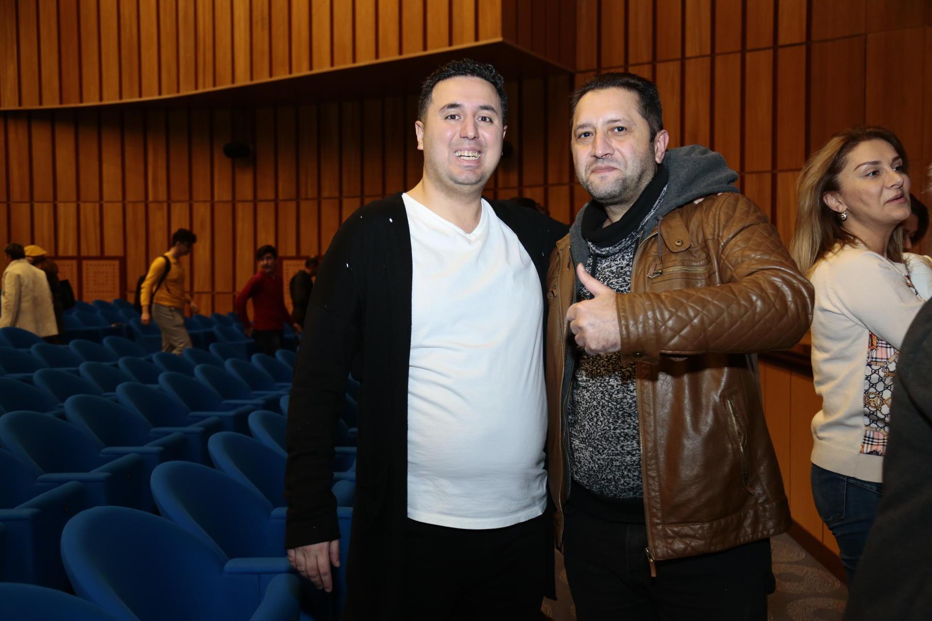 Финал Азербайджанской Лиги Смеха – неожиданный чемпион, скандал, годовщина свадьбы (ФОТО) - Gallery Image