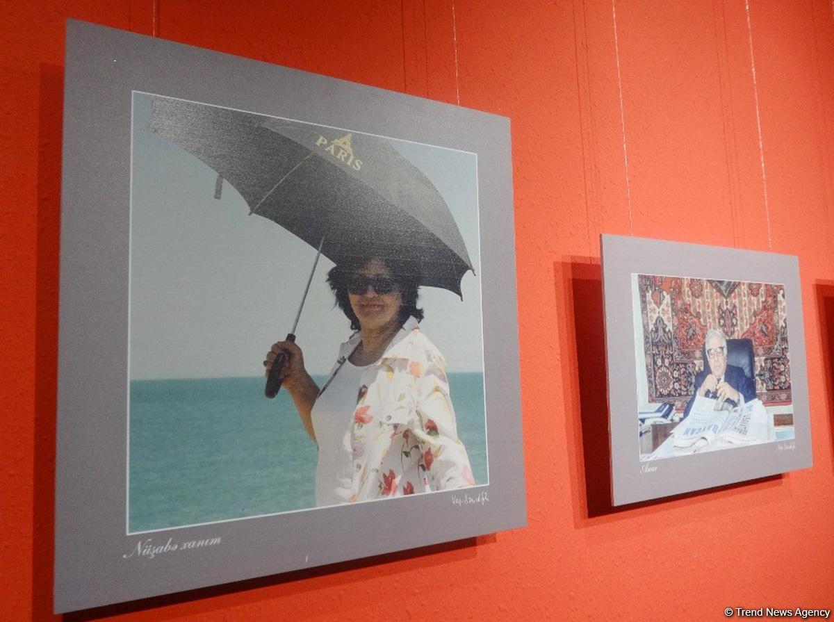 О малоизвестной стороне жизни Вагифа Самедоглу! Остановленное мгновение… (ФОТО) - Gallery Image