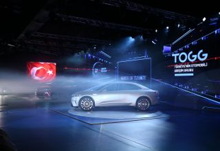 Turkey to export domestic TOGG electric car to neighboring countries