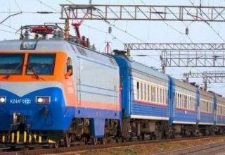Passenger trains operating to Kazakhstan's Atyrau to be suspended over coronavirus fears