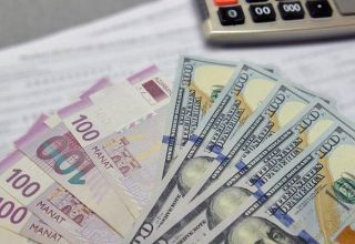 Azerbaijani currency rates for Sept. 29