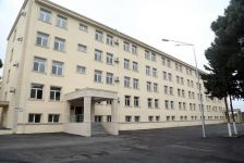 New cadet dormitory commissioned at Azerbaijan Military Academy (PHOTO/VIDEO) - Gallery Thumbnail