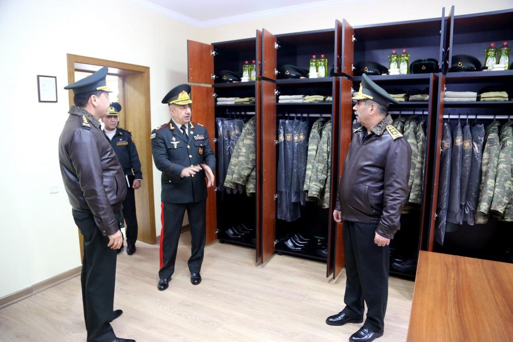 New cadet dormitory commissioned at Azerbaijan Military Academy (PHOTO/VIDEO) - Gallery Image