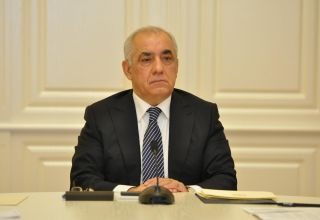 Azerbaijan's PM holds phone talk with CEO of BP Group