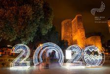 Baku Media Center снял специальный видеоролик о Баку, готовящемся к Новому году (ФОТО/ВИДЕО) - Gallery Thumbnail