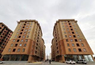 Семьи шехидов и инвалиды Карабахской войны получили новые квартиры в Абшеронском районе (ФОТО)