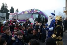 По инициативе вице-президента Фонда Гейдара Алиева Лейлы Алиевой детям, живущим в регионах, доставлены новогодние подарки (ФОТО) - Gallery Thumbnail