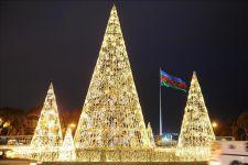 СГБ Азербайджана поздравила представителей медиа по случаю Дня солидарности азербайджанцев мира и Нового года - Gallery Thumbnail