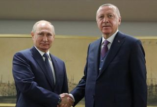 Russian, Turkish presidents call for restoration of transport infrastructure of South Caucasus