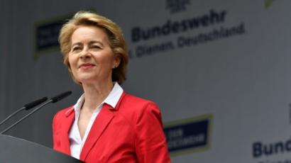 Supply of potential COVID-19 vaccines to start in earnest in April: EU's von der Leyen