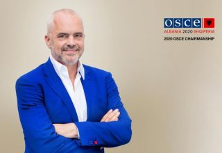 Albanian chairmanship to continue to reinforce OSCE's conflict resolution engagement on Karabakh conflict
