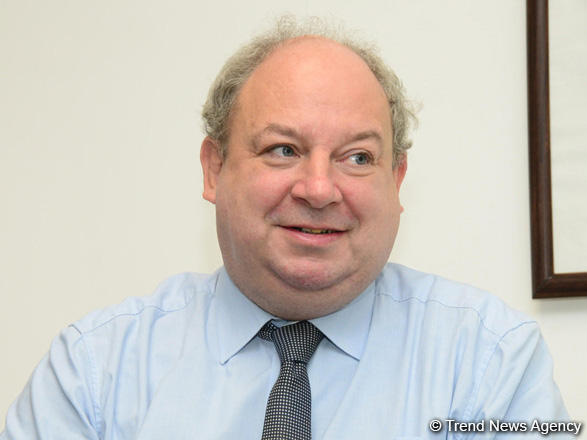Belgian ambassador: Southern Gas Corridor to increase competition in Europe's gas market (PHOTO)