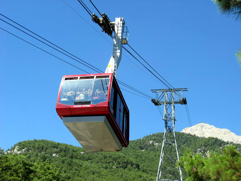 Georgia to announces tender for construction of cable car